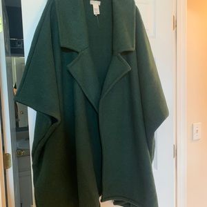 NWT Free People Off Duty Oversized Poncho
